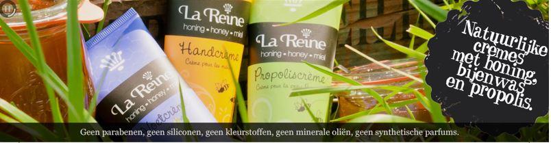 Afbeeldingsresultaat voor la reine honing creme